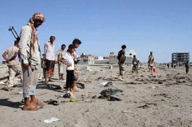 انتحاري يقتل مجندين في عدن