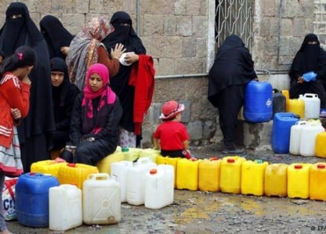 خطر مائي يهدد اليمن