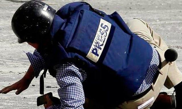 11 حالة انتهاك ضد الصحفيين خلال شهر باليمن