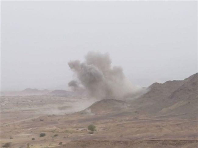 مقتل 16 شخصًا بغارات طيران التحالف في صعدة