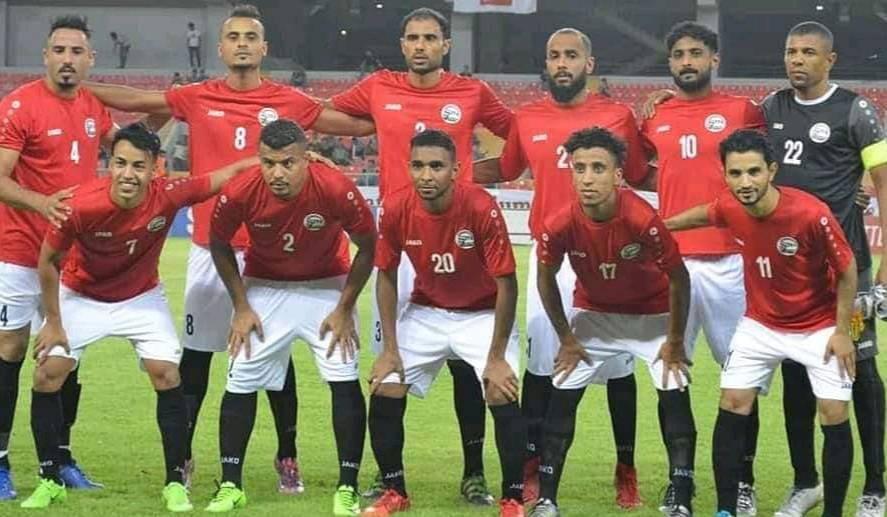 معسكر داخلي للمنتخب اليمني لكرة القدم في شبوة