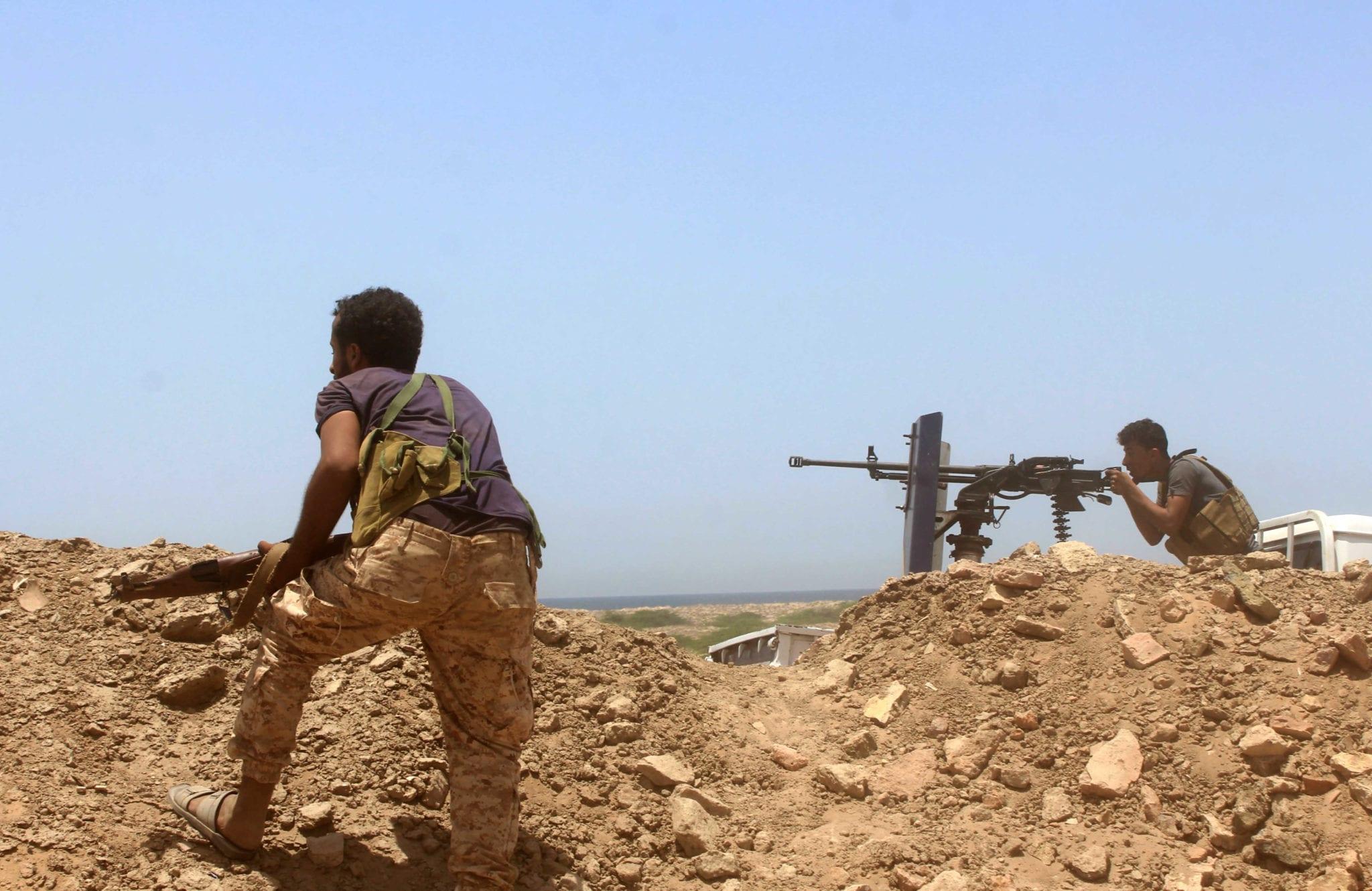 آخر المستجدات العسكرية في محافظة أبين