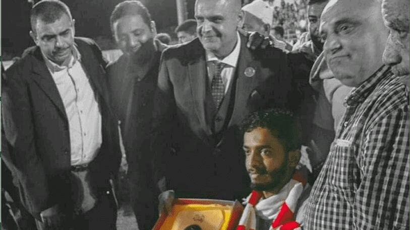 وفاة رئيس رابطة جماهير نادي «التلال»في عدن