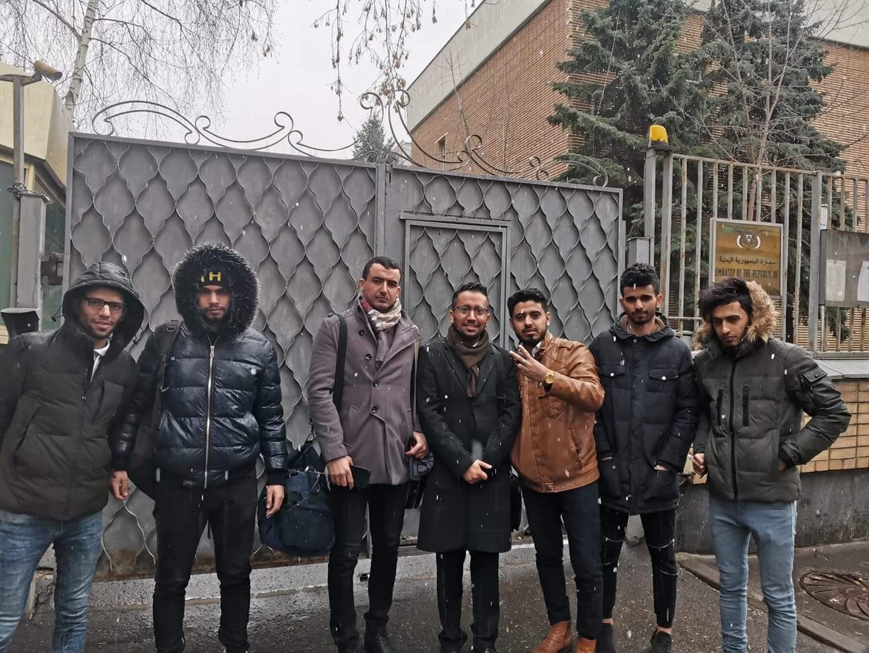 إصابة طلاب مبتعثين في روسيا بفيروس كورونا