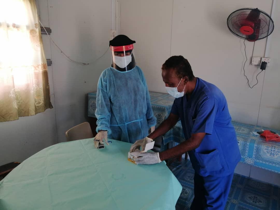 """محجر صحي إضافي للمصابين بـ"""" كورونا"""" في عدن"""