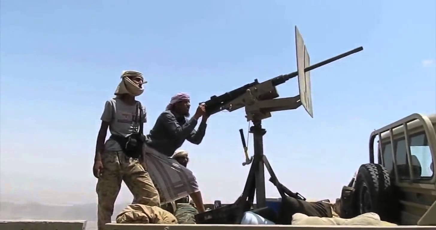 أبين …توقف عملية انتشال جثث المقاتلين من مناطق المواجهات
