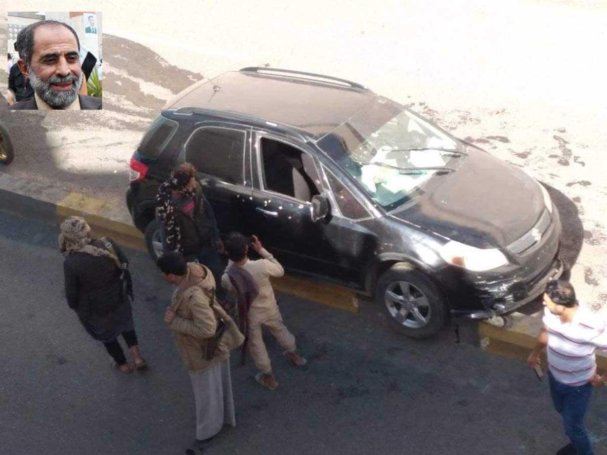 جماعة الحوثي تعلن عن تفاصيل جديدة حول اغتيال حسن زيد