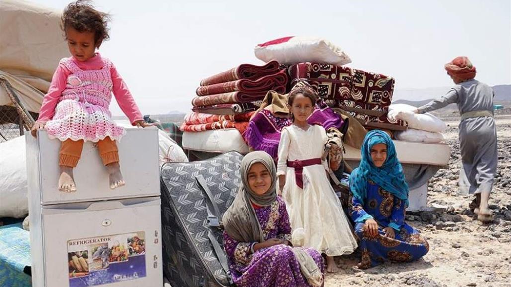 مفوضية اللاجئين: الصراع في مأرب يهدد النازحين والمدنيين