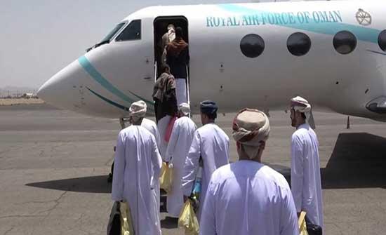 الوفد العماني يغادر صنعاء وغموض حول نتائج زيارته