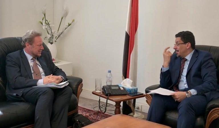 الحكومة تتهم جماعة الحوثي بافتعال الأزمات الاقتصادية