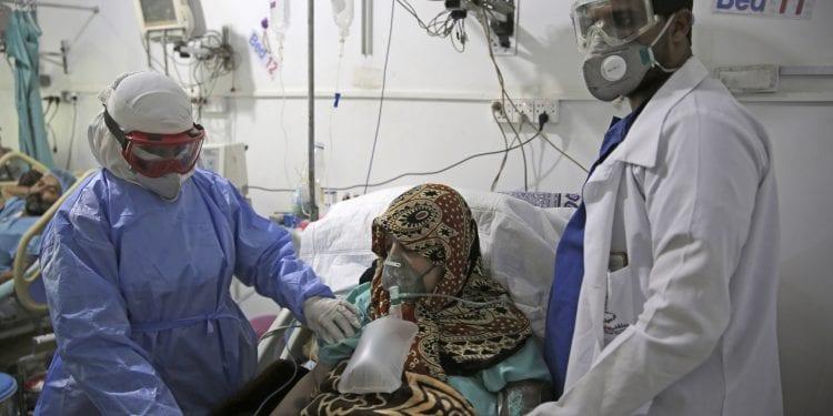 إصابات جديدة بفايروس كورونا في اليمن