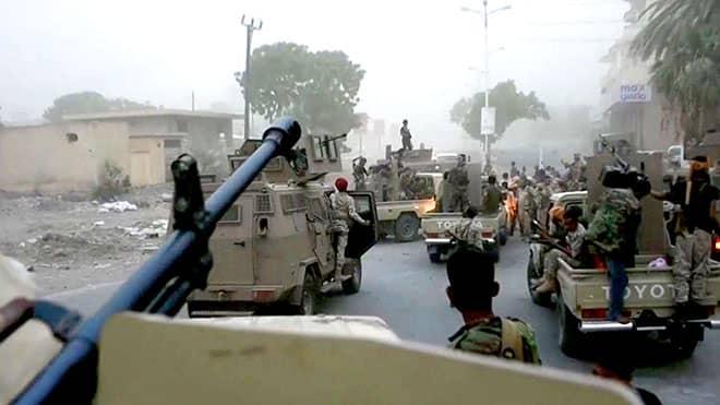 الانتقالي يتهم القوات الحكومية بالتحشيد العسكري