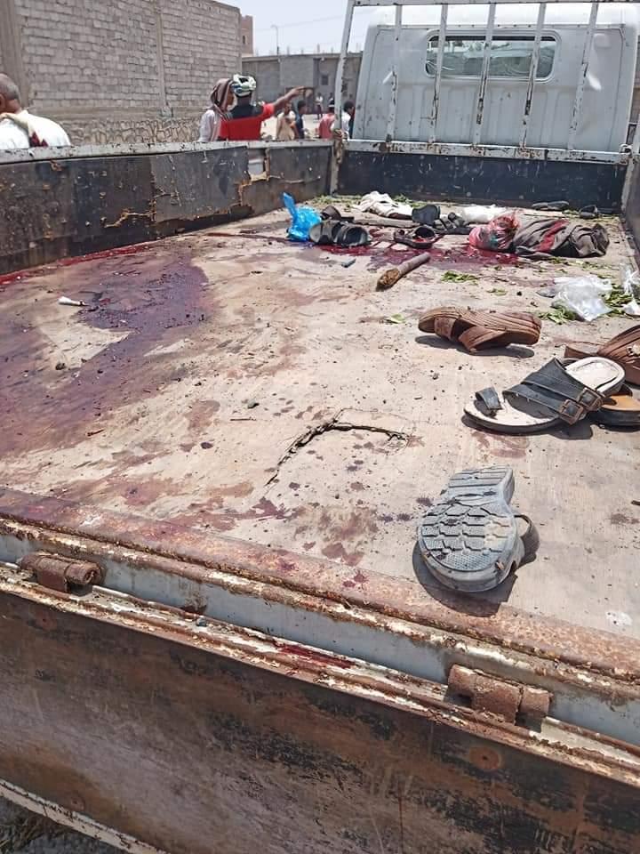مقتل جنود بانفجارٍ بأبين واغتيال قيادي أمني بعدن