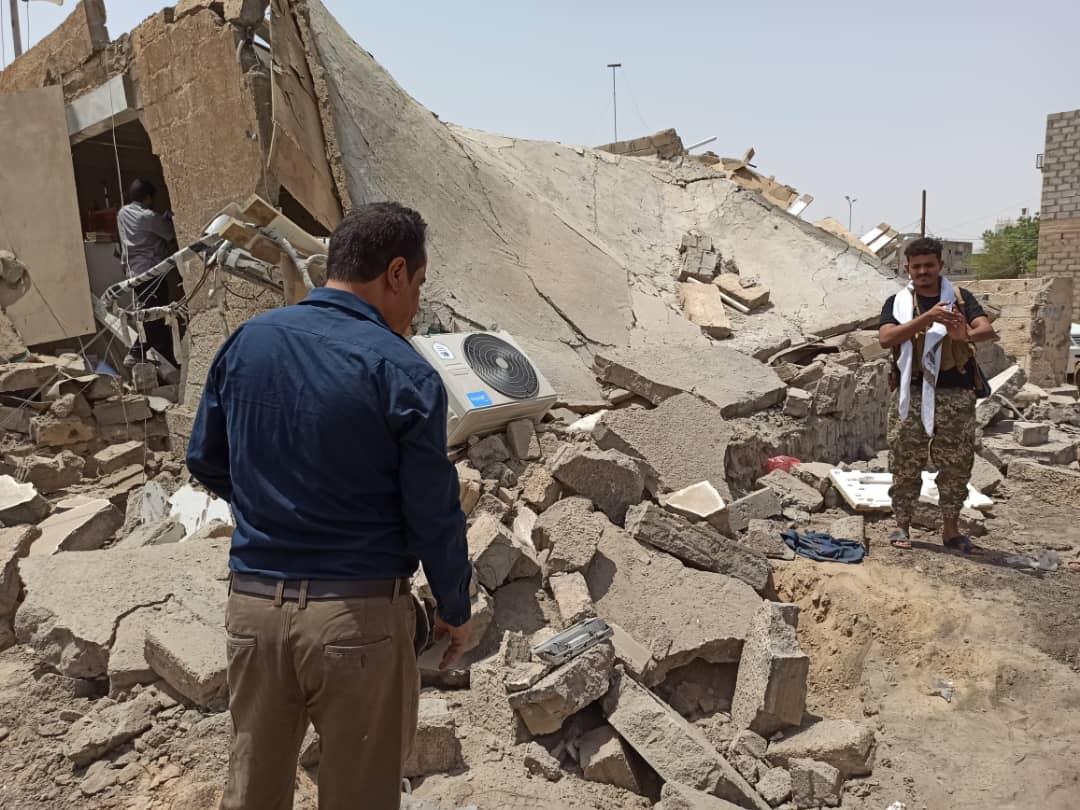 ارتفاع ضحايا قصف مأرب إلى عشرة قتلى