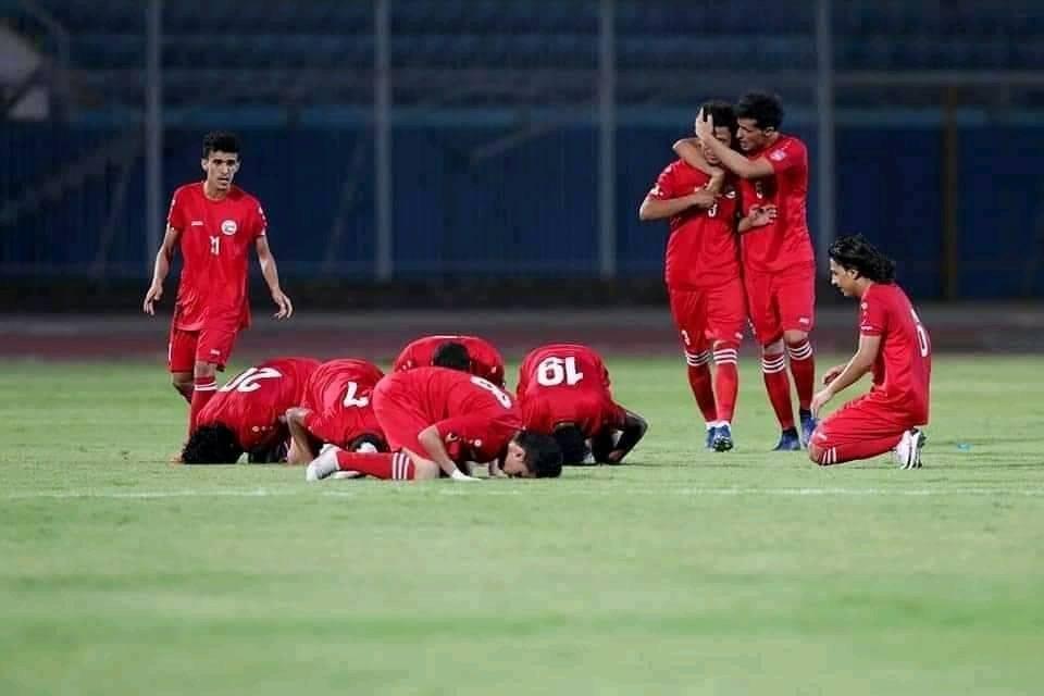 منتخب اليمن يخسر أمام السعودية ويودع كأس العرب للشباب