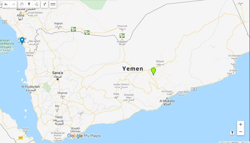 حقيقة سيطرة الحوثي على مواقع في جيزان