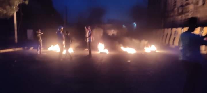 مستجدات الاحتجاجات الشعبية في عدن